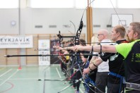 Reykivik International Games Archery by Art Bicknick15